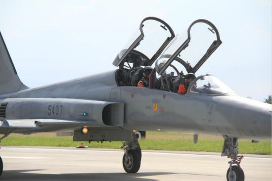 F5战机资料图(图:台媒)