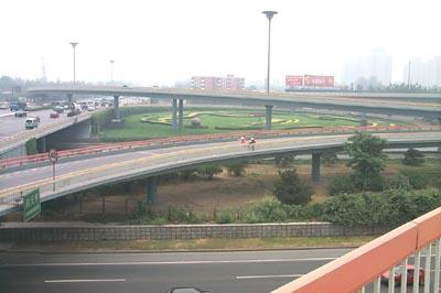 100公里 北京四环路掠影 附图