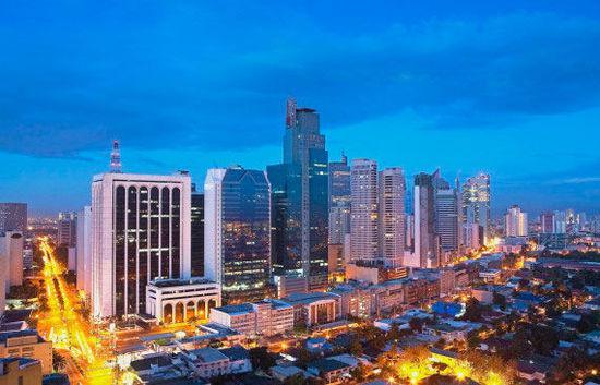 菲律宾首都马尼拉