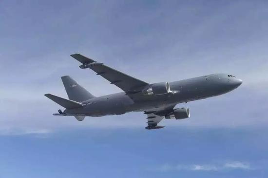▲美国KC-46加油机