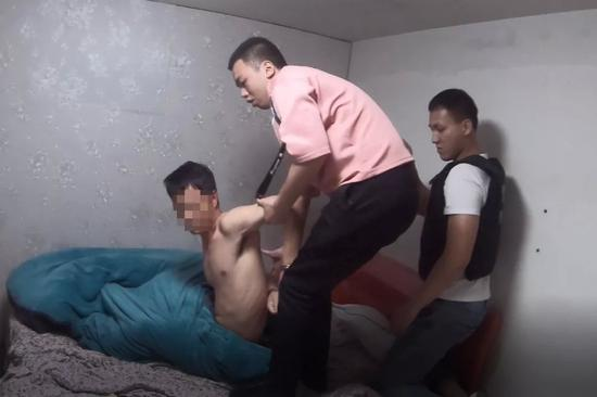 乡镇古墓古宅接连被盗 福建警方抓获14名嫌疑人