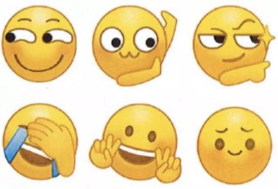 涉案微信表情(图片来源:北京互联网法院)