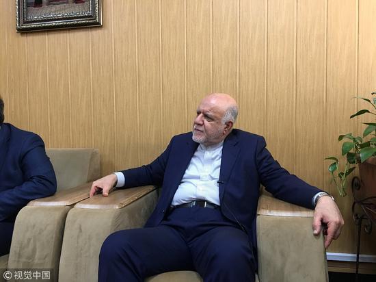 伊朗石油部长:除韩国外没有其他国