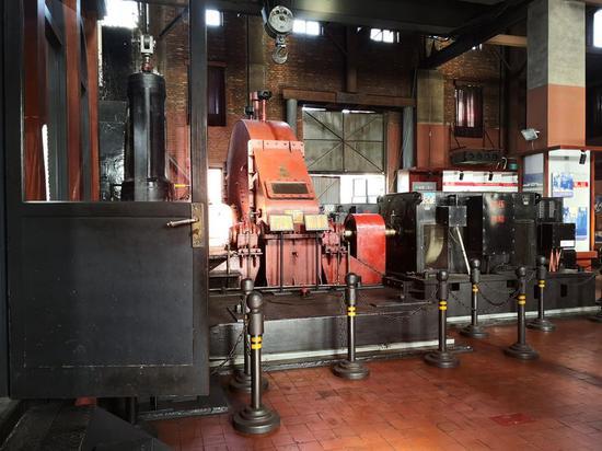 迄今141年历史的中国最早机械采煤矿井仍在运转(新华社)