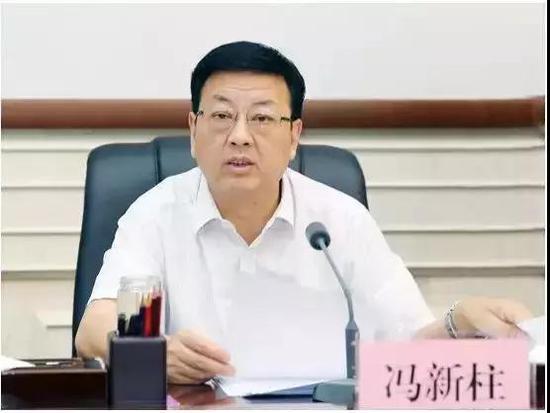 陕西省原副省长冯新柱涉嫌受贿案被提起公诉