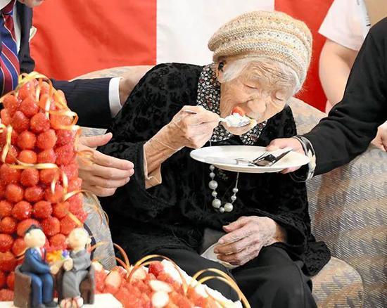 116岁日本女性成最长寿老人 日本人有何长寿秘诀?