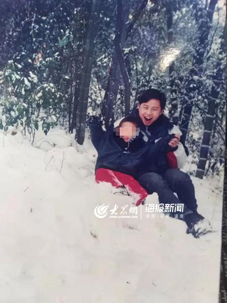 李尚平生前画面