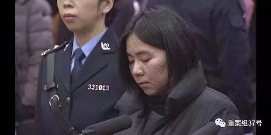 ▲保姆纵火案凶手莫焕晶。 图片来源/浙江检察