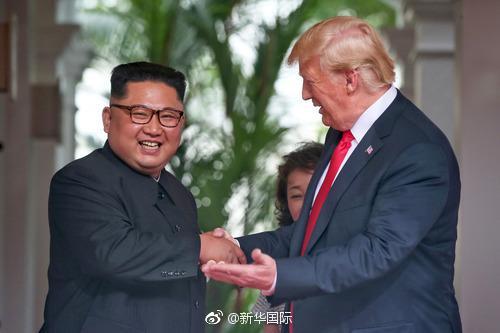 文在寅:特朗普和金正恩可能今年底前见