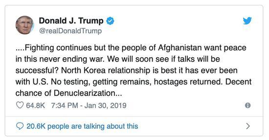 谁对美国威胁最大?特朗普炮轰情报机构太傻太天