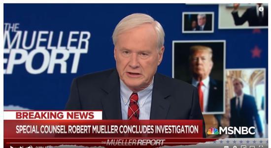 """美国司法部:""""通俄门""""调查不会再有人被指控了"""
