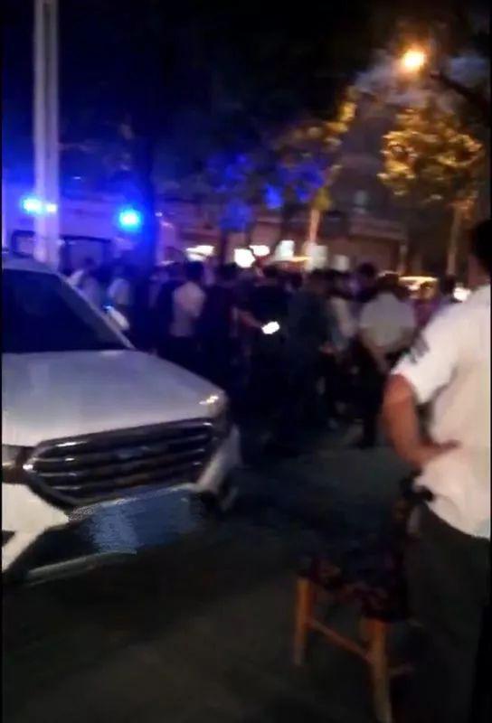 醉酒者捅死3名交警?