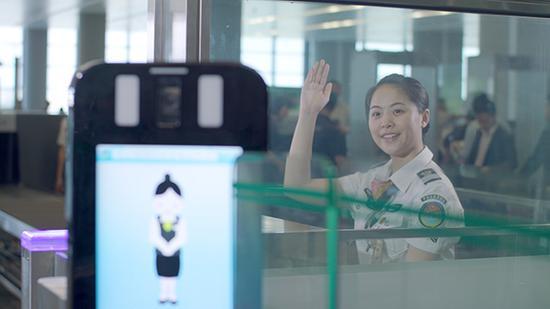 一份来自上海机场的进博会报告:我心飞扬 梦想起航