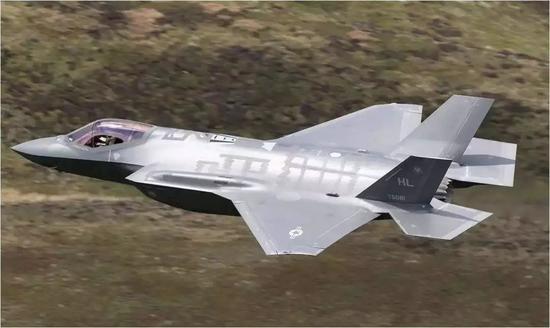 ▲美军F-35A战斗机