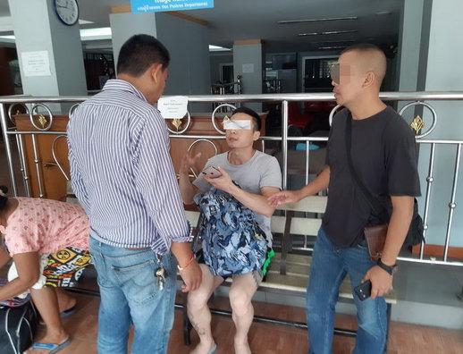 泰国坠崖孕妇:丈夫向我隐瞒以前多起犯罪记录