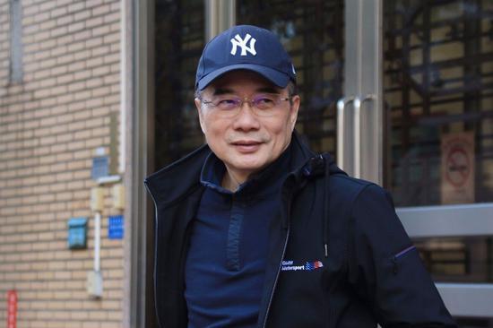 蔡正元(图片来源:台媒)