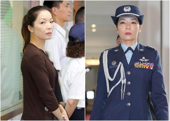陈月芳被曝与年轻12年的蔡办保镖发生不伦恋。(图:中时电子报)