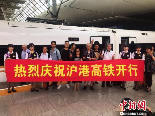 从K99升级到G99 上海虹桥至香港西九龙高铁开行