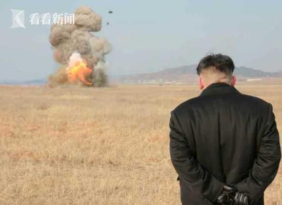 """朝鲜""""不可逆转""""的"""
