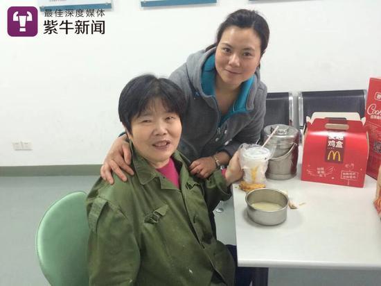 周忠燕和婆婆
