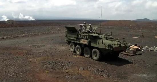 美军研发新型自动炮塔 欲用迫击炮打败中俄陆军?