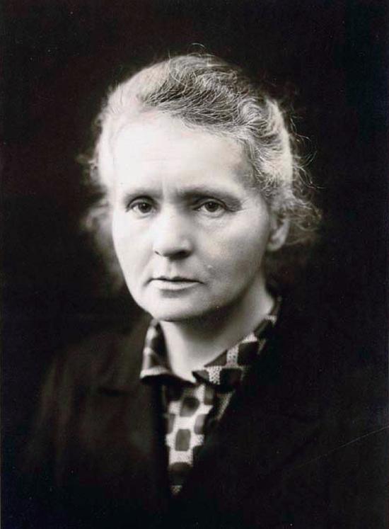 居里夫人是波兰裔法国籍物理学家、化学家