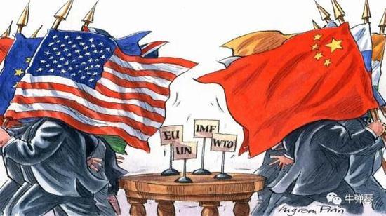 贸易战升级 中方对这