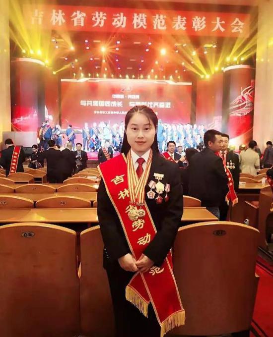 吉林省劳动表率:通化中院执行局邹秀芳