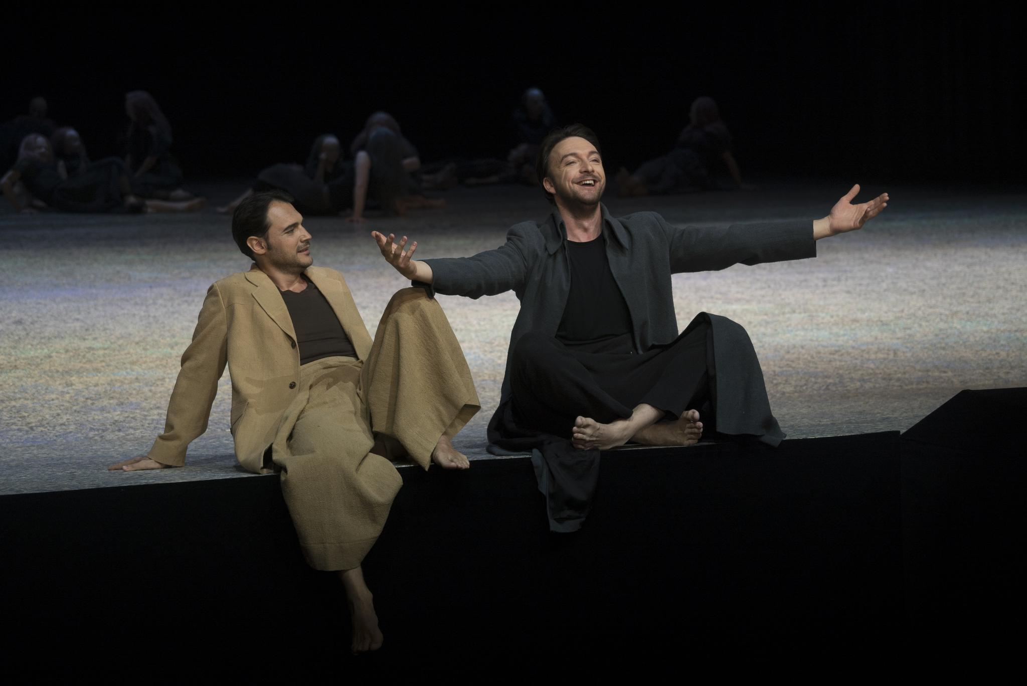 电影大师文德斯跨界导歌剧《采珠人》,因为旋
