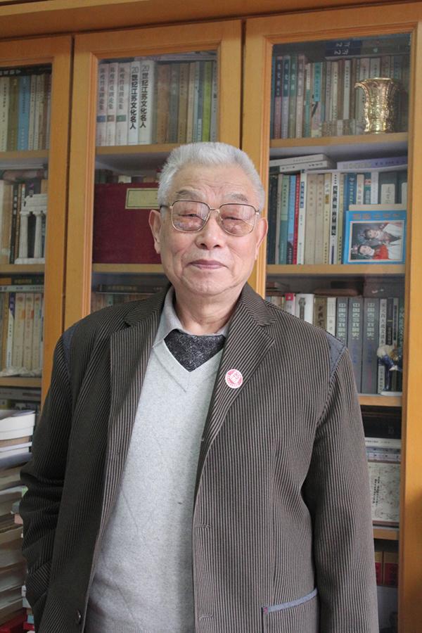 南京大学荣誉资深教授、原副校长董健逝世,享年83岁