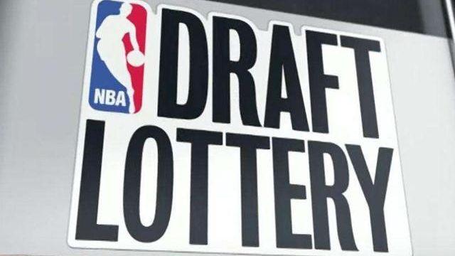 NBA乐透抽签打击摆烂,抽中状元概率降至14%