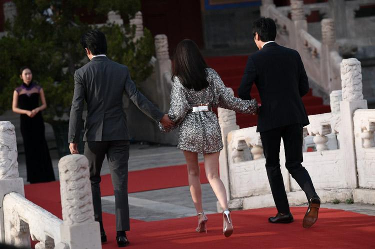 """""""电影大师对话""""太庙 亚洲影视周启动仪式在京"""