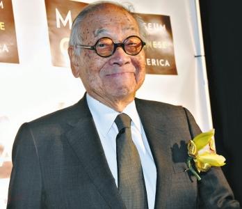 小男孩�yg����X_美籍华人建筑师贝聿铭逝世