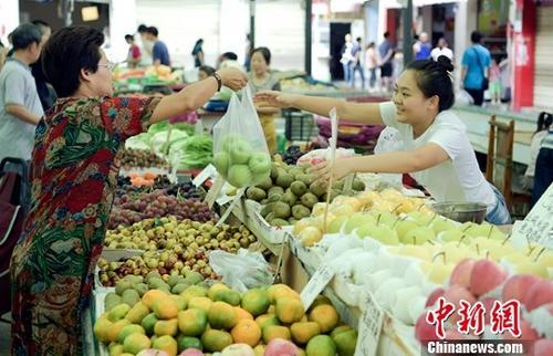 中国国务院常务会议部署稳定农产品价格