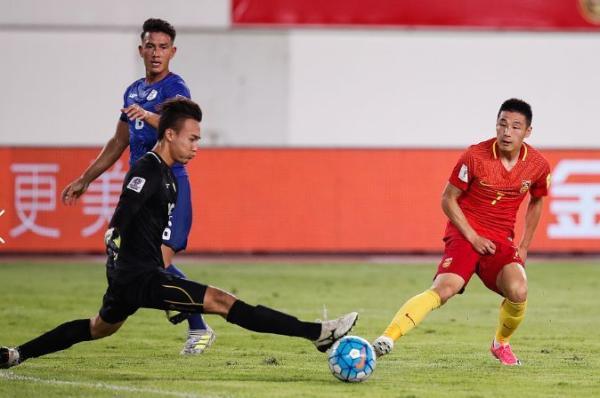 两年前,国足曾经8比1大胜菲律宾,如今,那场比赛的部分菲律宾球员还在阵容中。