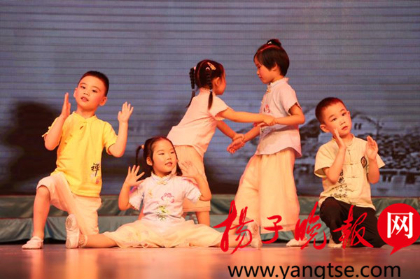 常州小朋友玩的地方_幼儿园小朋友演绎 《常州欢迎您》