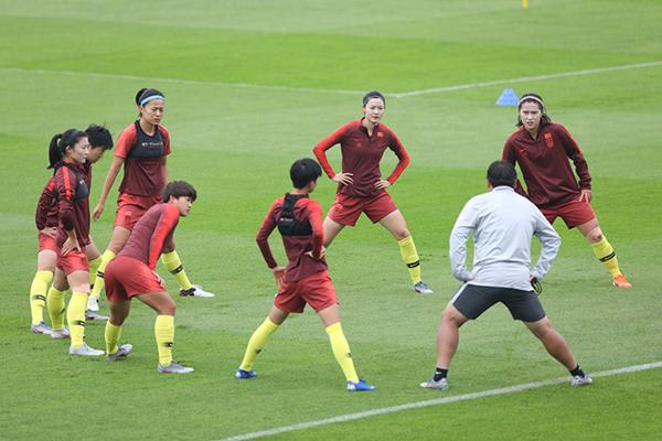 中国女足16强对手二选一,对阵英格兰意大利都是硬仗|英格兰进16强了吗