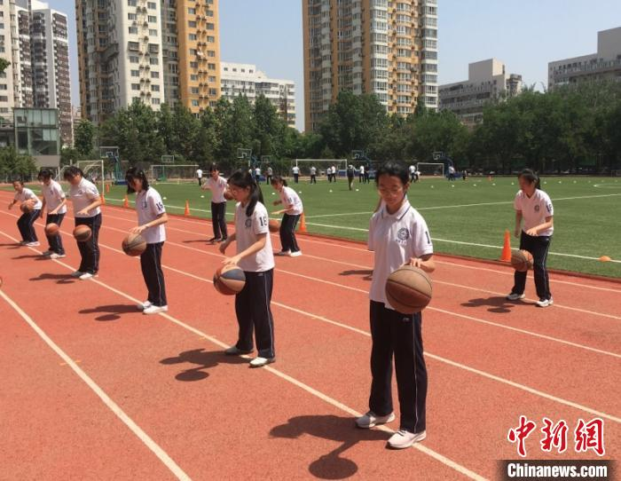 北京体育中考将随堂考 疫情下学生运动不聚集、