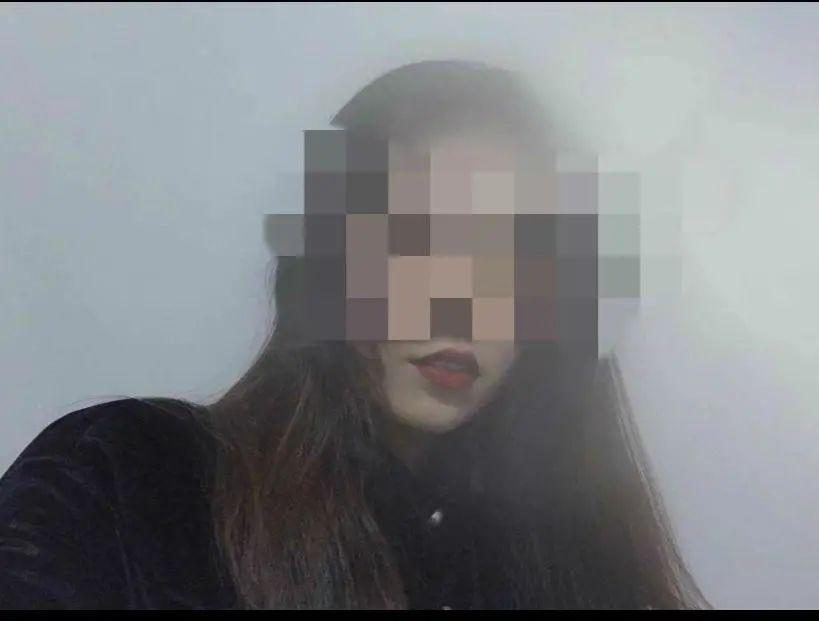 遇害的21岁南京女大学生李某月。受访人供图