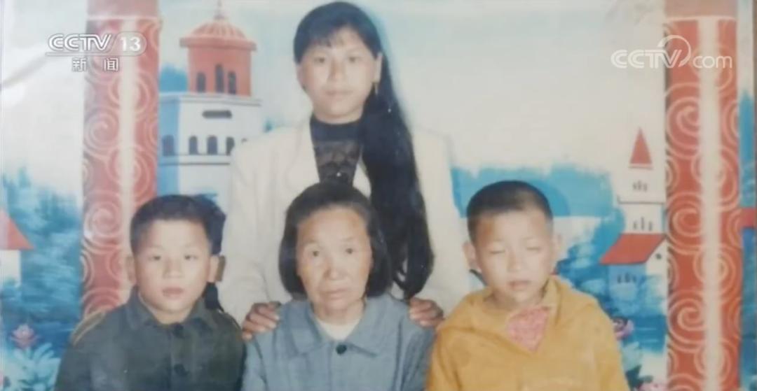 △宋小女与张玉环的母亲、两个儿子