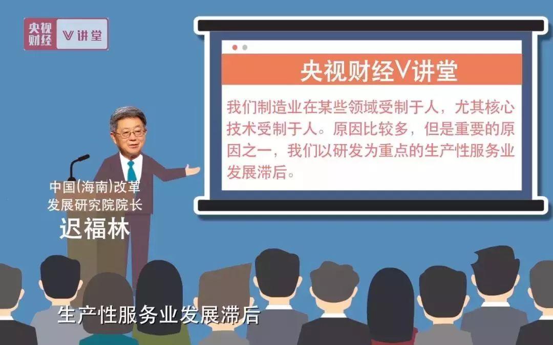 【央视财经V讲堂】中国制造业大而不强?补短板其实有办法