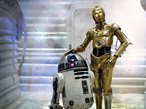 这21个经典的科幻机器人形象 你认识几个?