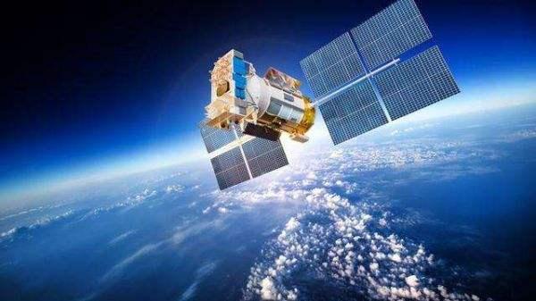 图为日本部署的监视卫星示意图