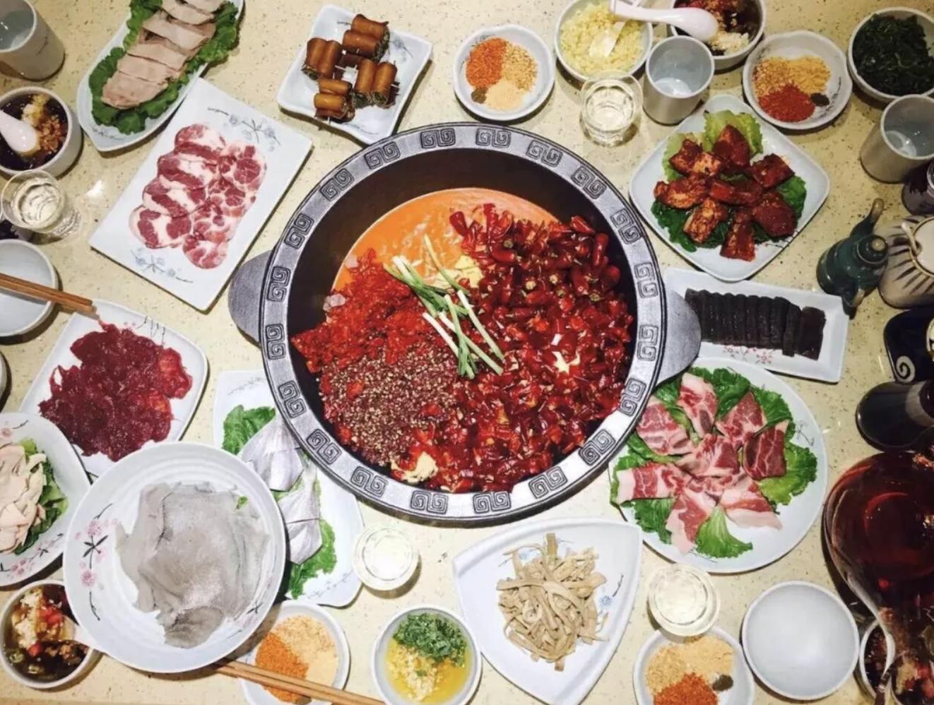 """数读亚洲美食,成都人""""心头好""""竟是这几种"""