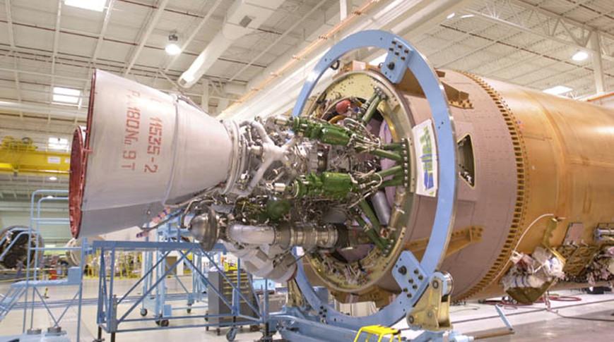 俄罗斯RD-180火箭发动机,美国采购该款发动机已经多年,用作多枚火箭一级动力
