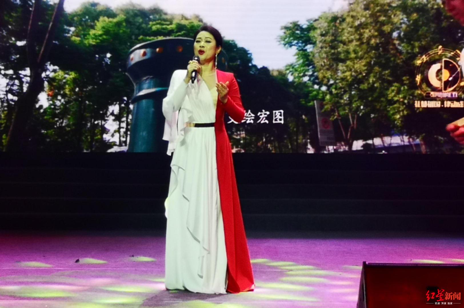 马薇:演唱《天府》没技巧,就是唱出你感知热爱的家乡