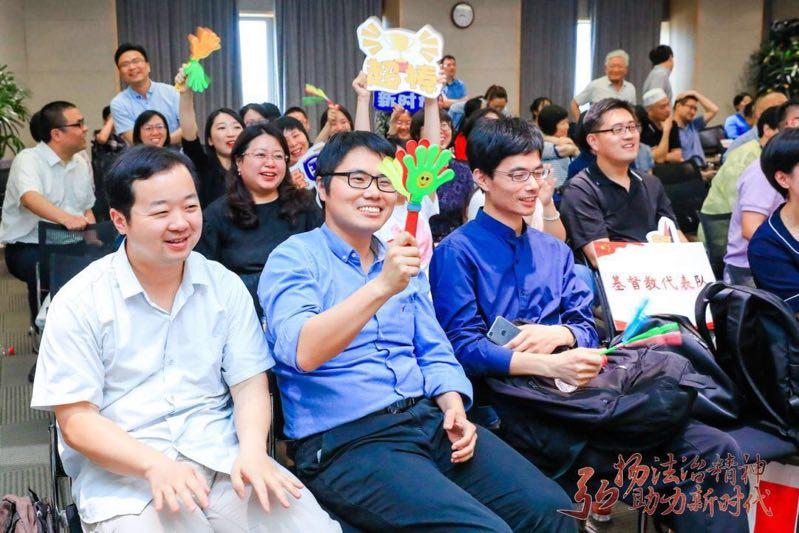 200多人参加上海市宗教事务条例知识竞赛,基督教、佛教、道教代