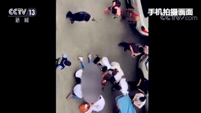 装监控也不管用!南京一名小学生被高楼坠物砸
