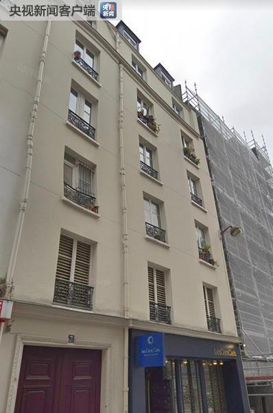 巴黎一小型居民楼里发生火灾 致3死1重伤