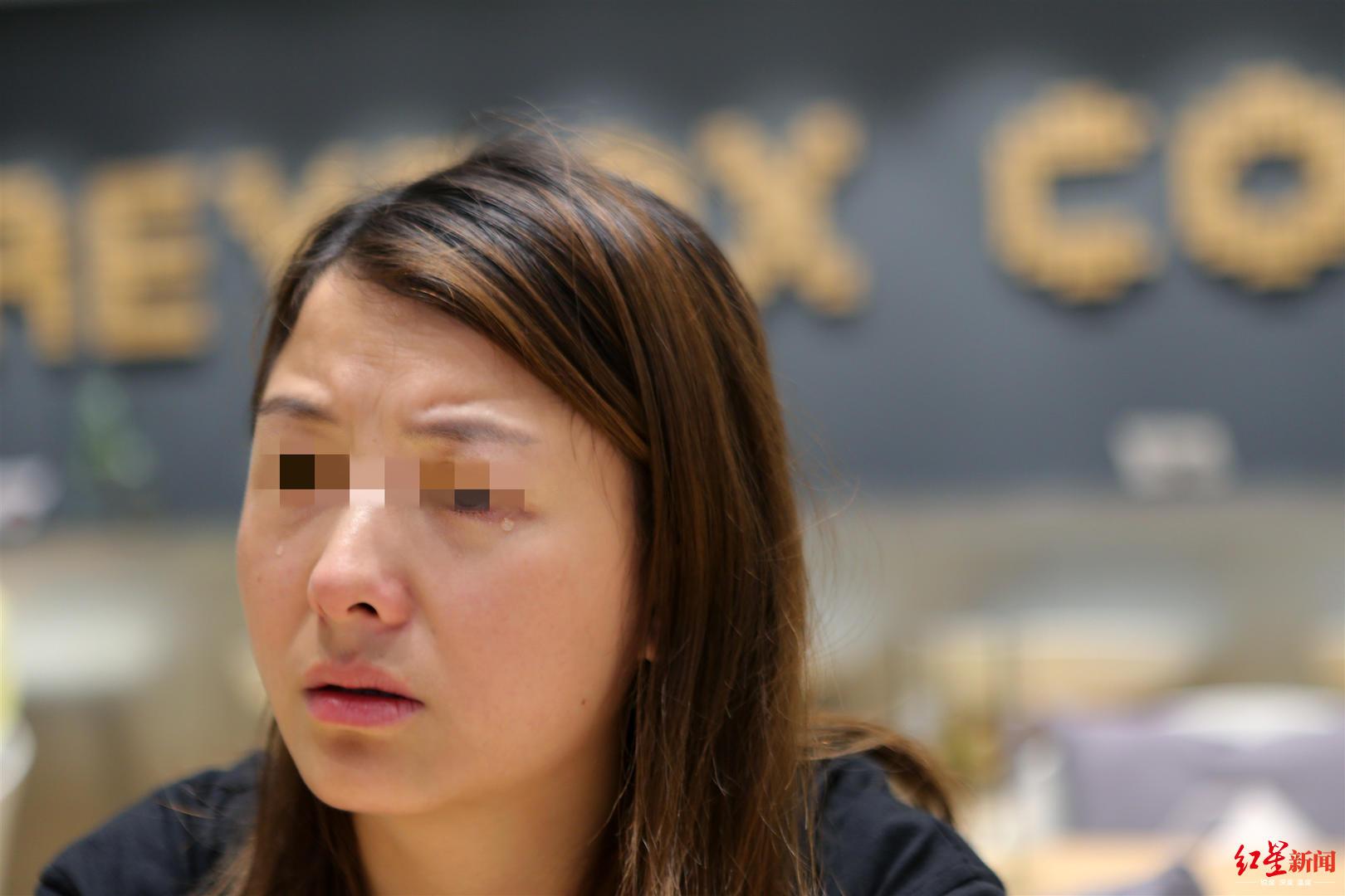 旅游西昌遭殴打女子:没挑拨他人关系 不识打人者